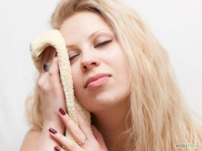 Imagen titulada cicatrices del acné de IDR con manteca de karité Paso 3