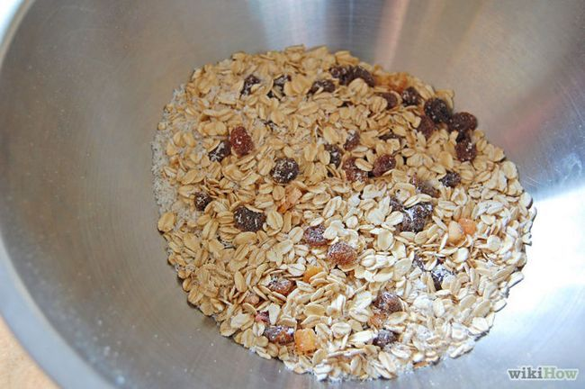 Imagen titulada Hacer avena Barras para el desayuno Paso 3