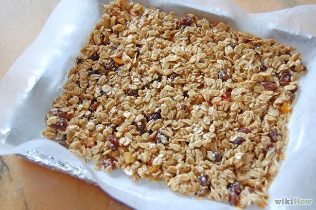 Imagen titulada Hacer avena desayuno barras de paso 6