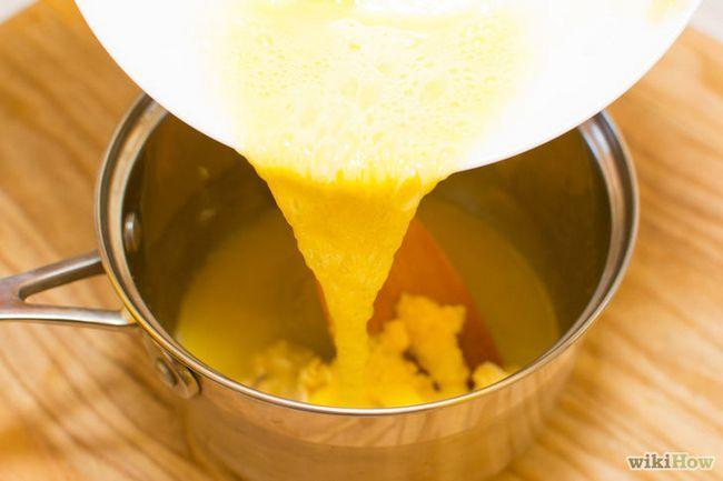 Realización de imágenes titulada Banana Cake Paso 5