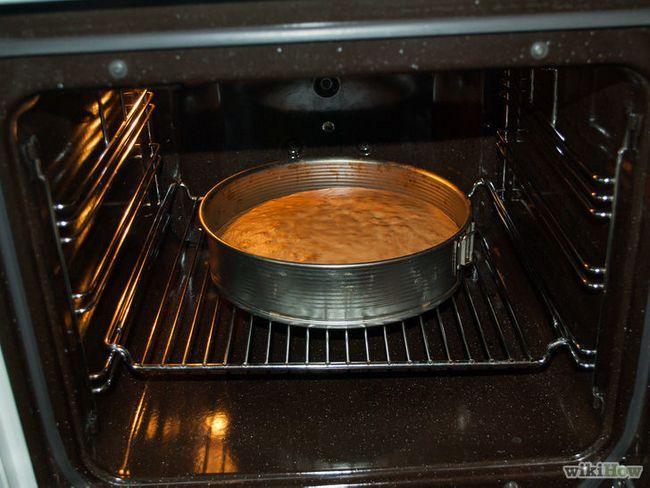 Realización de imágenes titulada Torta de café Paso 5