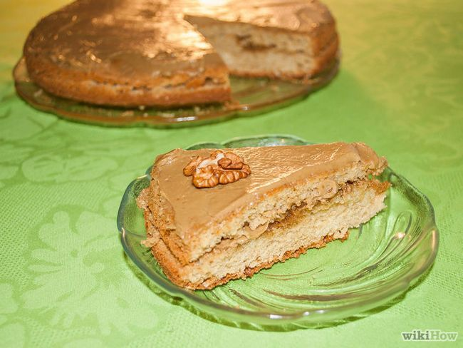 Imagen titulada hacer café Cake Intro