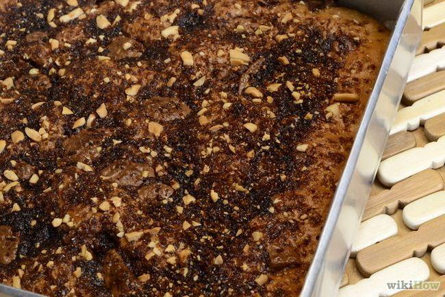 Imagen titulada Hacer una torta de café con trozos de chocolate Paso 9