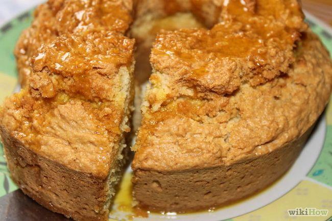 Realización de imágenes titulada pastel de mantequilla Paso 9