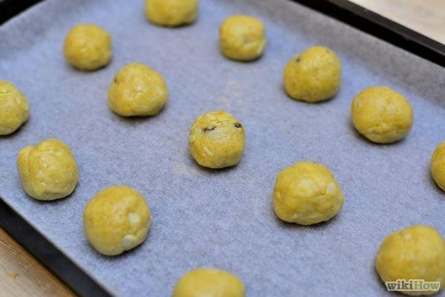 Imagen titulada Hacer Gluten Almendra y Chocolate Chip Cookies Paso 10