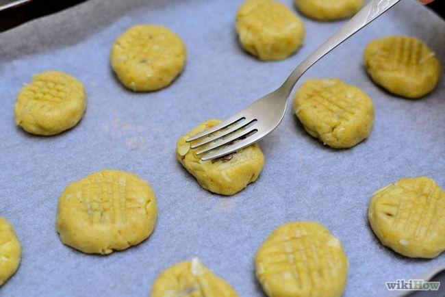 Imagen titulada Hacer Gluten Almendra y Chocolate Chip Cookies Paso 11