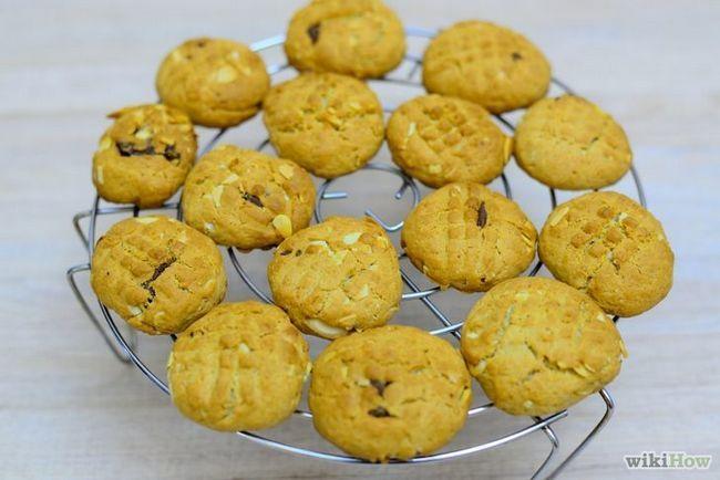 Imagen titulada Hacer Gluten Almendra y Chocolate Chip Cookies Paso 13