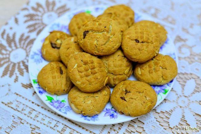 Imagen titulada Hacer Gluten Almendra y Chocolate Chip Cookies Paso 14