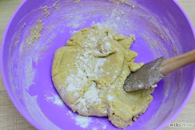 Imagen titulada Hacer Gluten Almendra y Chocolate Chip Cookies Paso 7