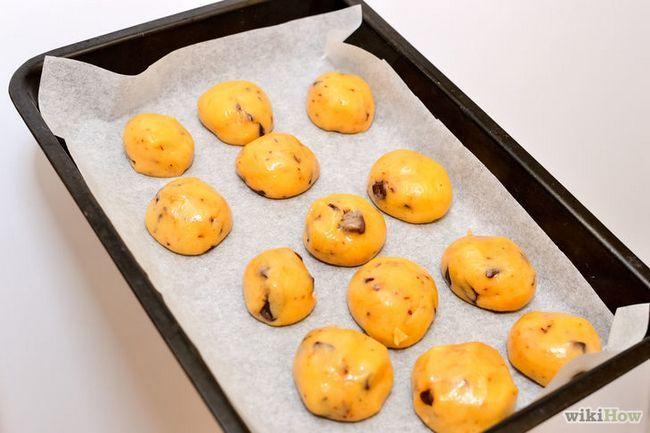 Imagen titulada Hacer una galleta de chocolate magdalenas de la pasta Paso 9