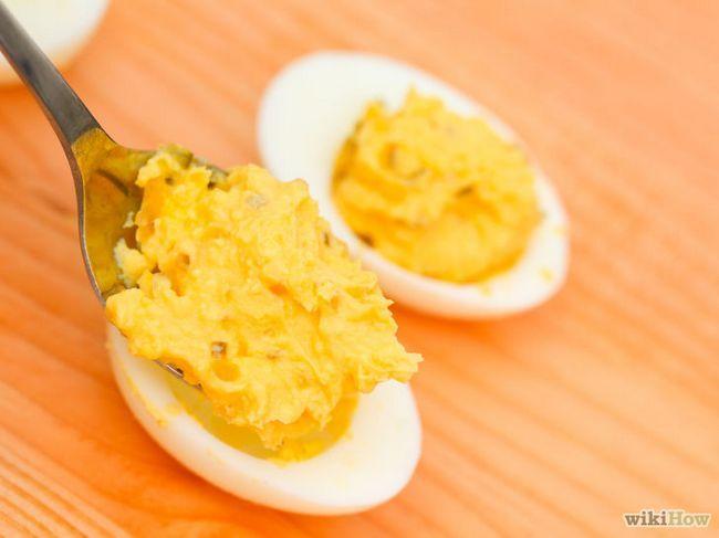 Imagen titulada Make Huevos rellenos Paso 15