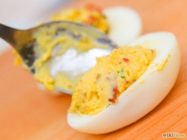 Imagen titulada Make Huevos rellenos Paso 23