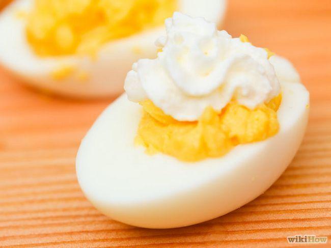 Imagen titulada Make Huevos rellenos Paso 34