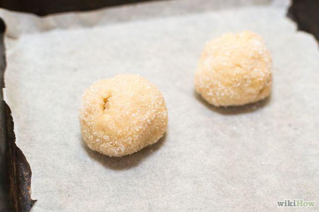 Imagen titulada Hacer masa de galletas sin huevos Paso 18