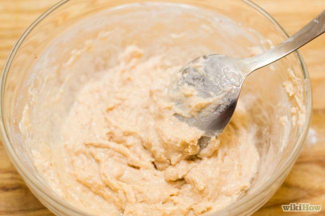 Imagen titulada Hacer masa de galletas sin huevos Paso 6