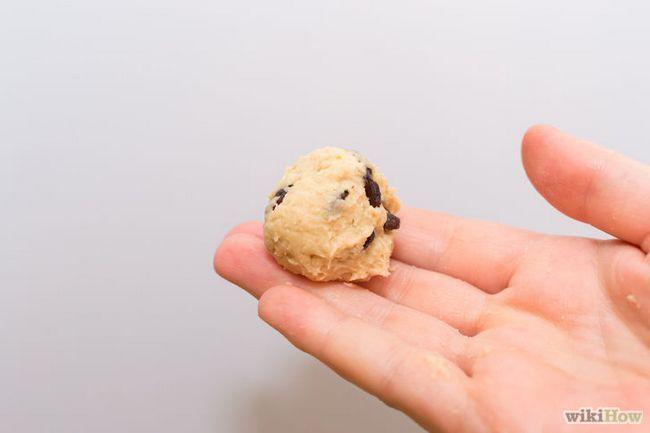 Imagen titulada Hacer masa de galletas sin huevos Paso 8
