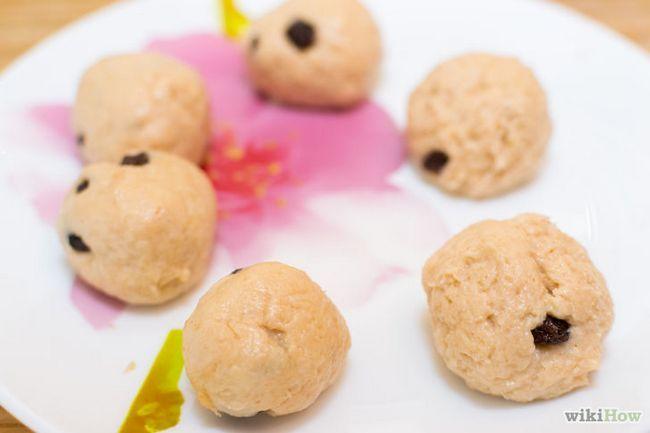 Imagen titulada Hacer masa de galletas sin huevos Paso 9
