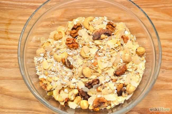 Imagen titulada hacer su propio cereal hecho en casa Paso 2