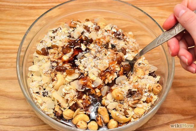 Imagen titulada hacer su propio cereal hecho en casa Paso 4