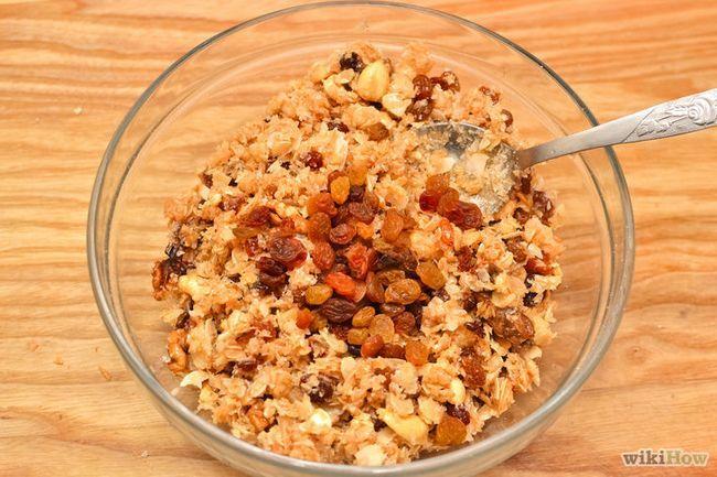 Imagen titulada hacer su propio cereal hecho en casa Paso 7