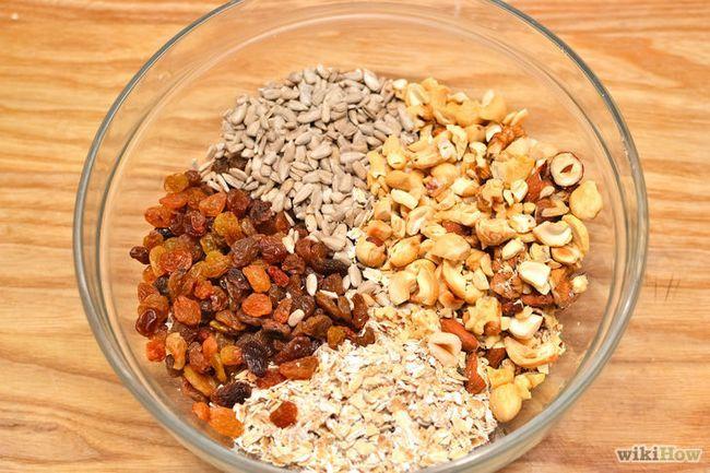 Imagen titulada hacer su propio cereal hecho en casa Paso 9