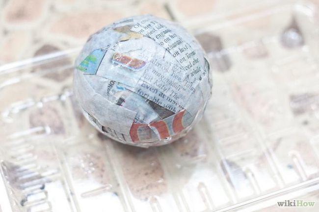 Imagen titulada Make cartón piedra Huevos Paso 5