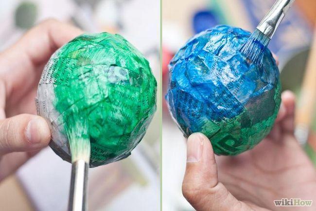 Imagen titulada Make cartón piedra Huevos Paso 6