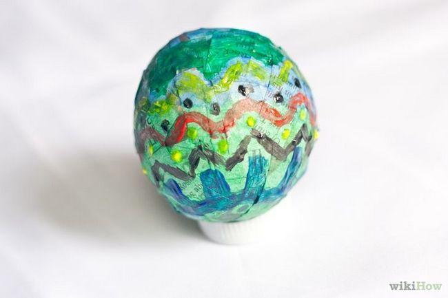 Imagen titulada Make cartón piedra Huevos Paso 8