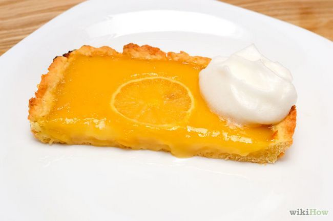 Imagen titulada Make Intro Lemon Pie
