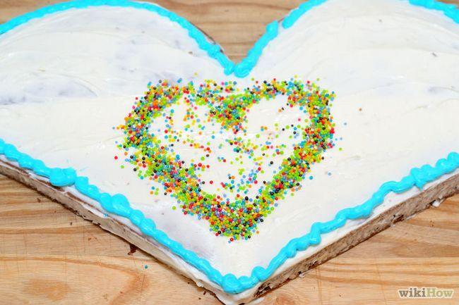 Imagen titulada hacer una torta en forma de corazón Paso 20