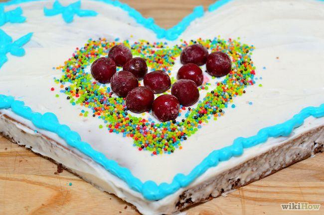 Imagen titulada hacer una torta en forma de corazón Paso 23
