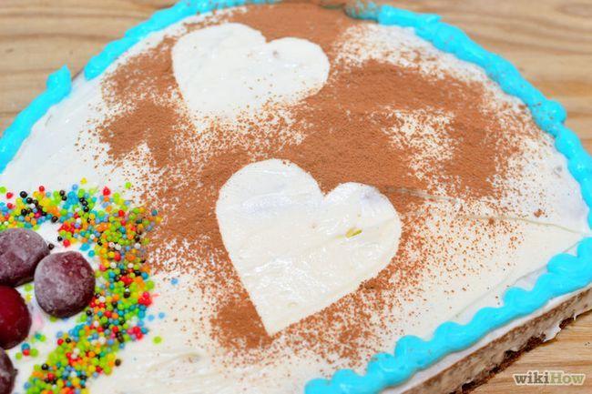 Imagen titulada hacer una torta en forma de corazón Paso 24