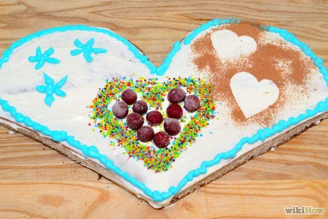 Imagen titulada hacer un corazón en forma de torta final
