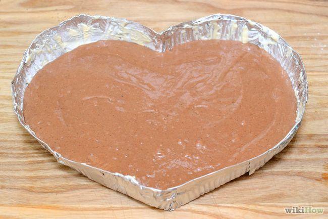 Imagen titulada hacer una torta en forma de corazón Paso 5