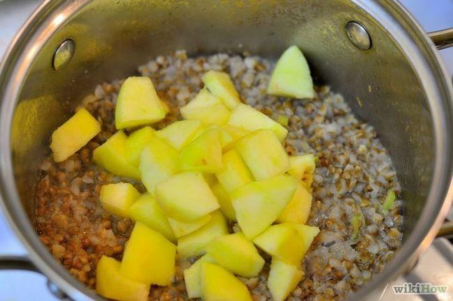 Imagen titulada Make Gluten de trigo sarraceno de Apple Cereal Paso 4