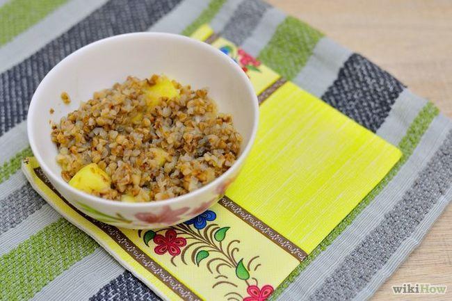 Imagen titulada Make Gluten de trigo sarraceno de Apple Cereal Paso 6