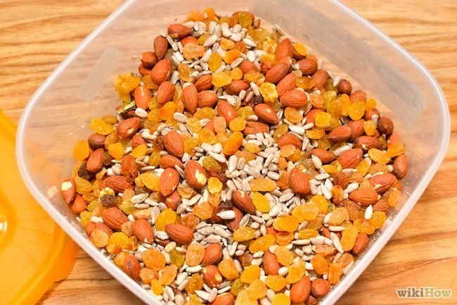 Imagen titulada Make saludable Mezcla de frutos secos Paso 4