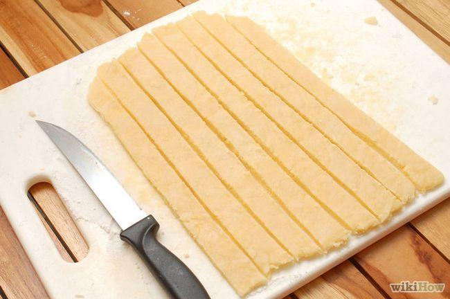 Imagen titulada Hornear un pastel de manzana desde cero Paso 11
