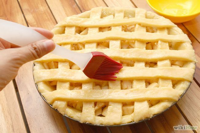 Imagen titulada Hornear un pastel de manzana desde cero Paso 16