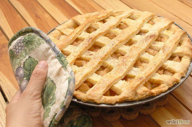 Imagen titulada Hornear un pastel de manzana desde cero Paso 18