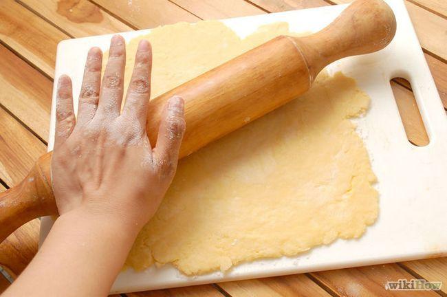 Imagen titulada Hornear un pastel de manzana desde cero Paso 5