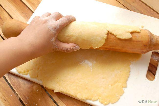 Imagen titulada Hornear un pastel de manzana desde cero Paso 6