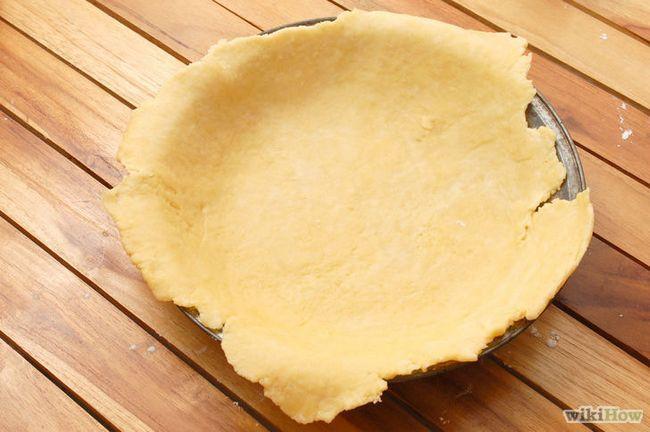 Imagen titulada Hornear un pastel de manzana desde cero Paso 7