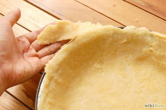 Imagen titulada Hornear un pastel de manzana desde cero Paso 8