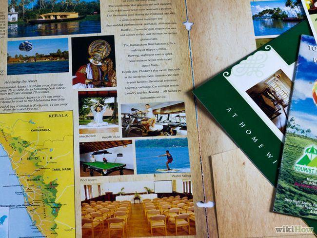 La planificación de un viaje a kerala