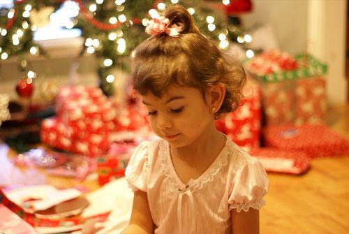 Cómo llenar un calcetín de navidad