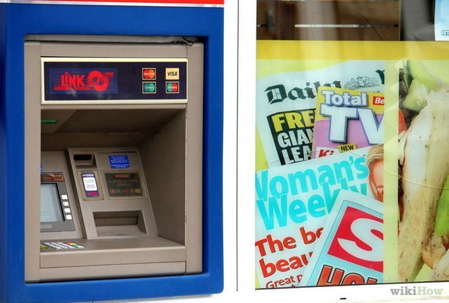 Imagen titulada obtener dinero en efectivo al viajar en Europa Paso 4
