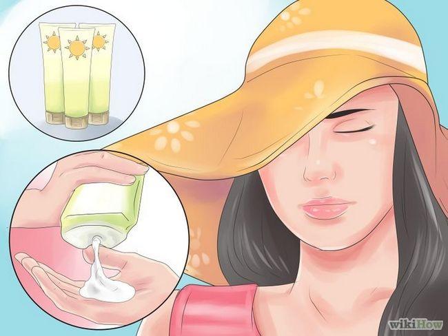 Imagen titulada Cómo deshacerse de las cicatrices del acné rápido Paso 15