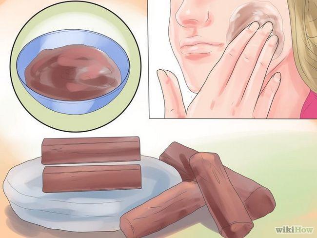 Imagen titulada Cómo deshacerse de las cicatrices del acné rápido Paso 6