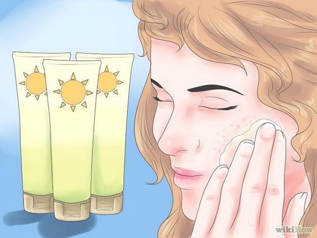Imagen titulada Cómo deshacerse de las cicatrices del acné rápido Paso 9